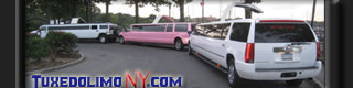 Bachelorette party Pink Limo